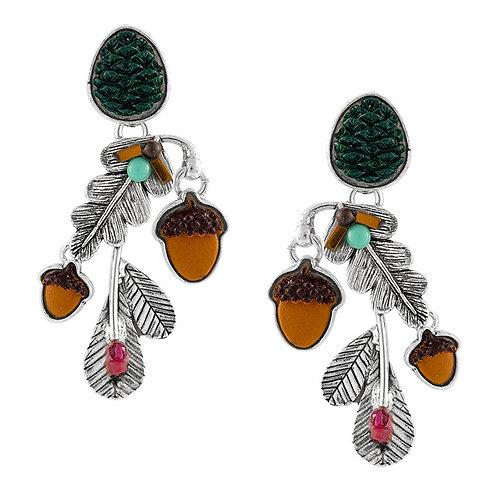 Casse Noisette Earrings