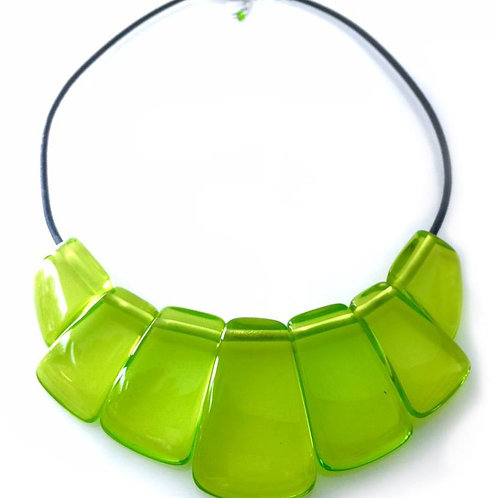 N35 Transparent Green