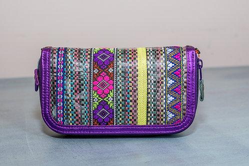 Balthazar Bao Tai Purse-Purple