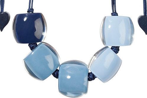 Belissima Necklace - Summer Blue