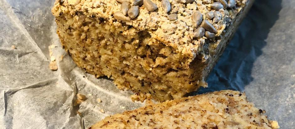 Hirsebrot mit Amaranth und Quinoa