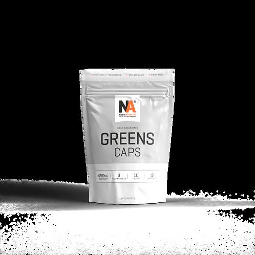 NA® GREENS CAPS