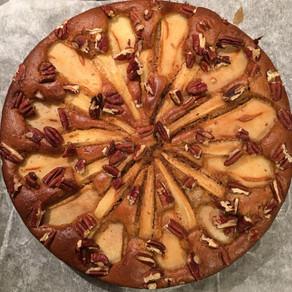 Nussiger Birnenkuchen