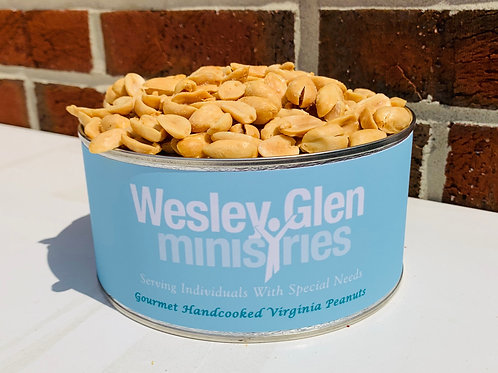 Lightly Salted Gourmet Peanuts 22oz