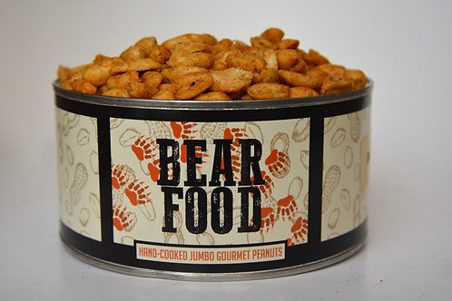 Cajun Spiced Gourmet Peanuts