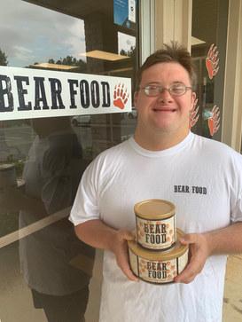 Miller Brydon Head Teddy Bear