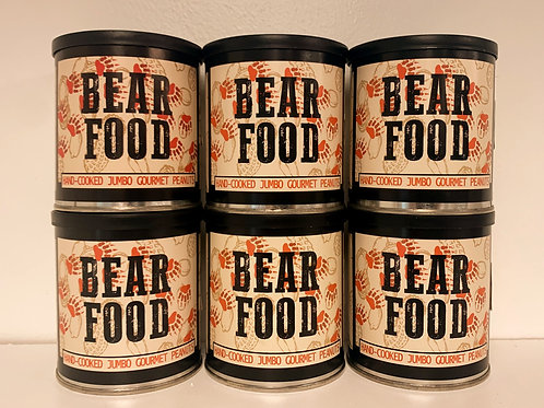 Bear Food Sampler