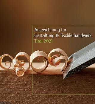 Tiroler Tischlerpreis 2021