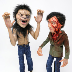David & Jack : American Werewolf in London
