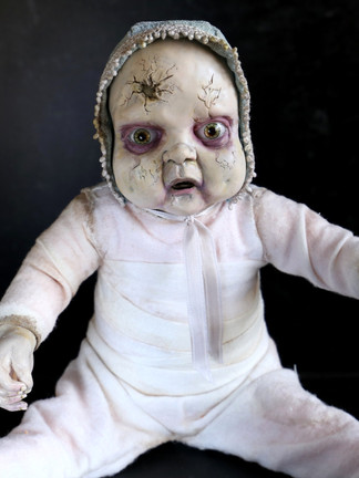 Haunted Baby Doll