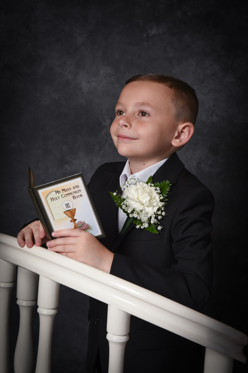 Lisa Marie Photography, Inc - Communion Photos
