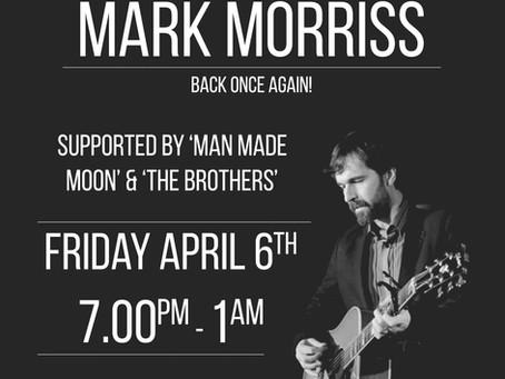 Mark Morriss At Cox's Yard Part 2