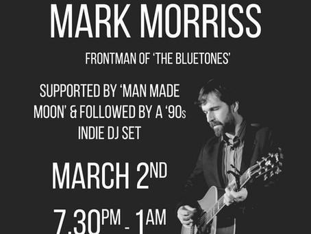 Mark Morriss At Cox's Yard
