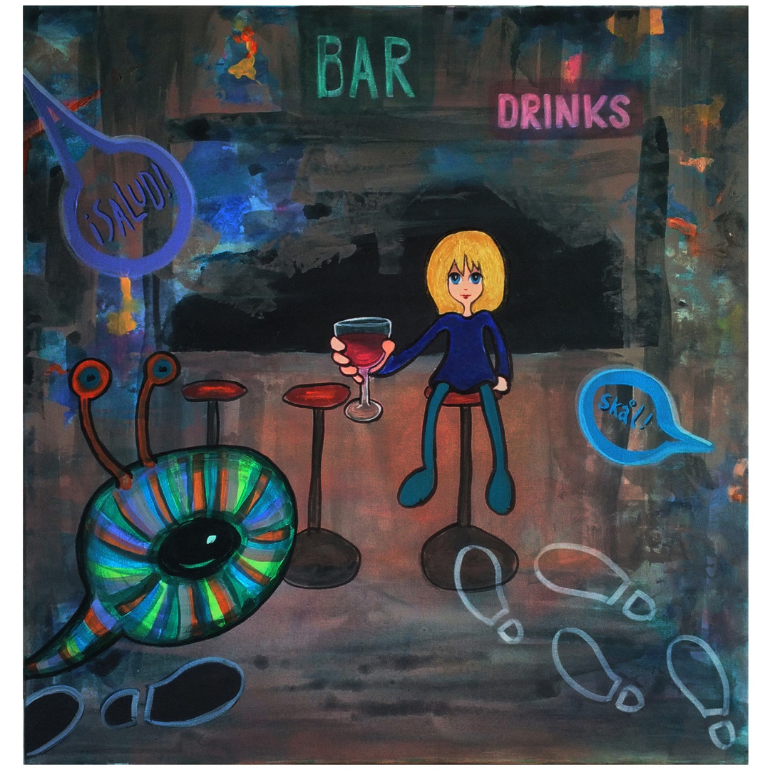 RUIN BAR (WHEN I DON'T WANT TO SIT HOME ALONE)