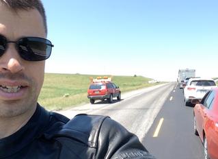 2016 ElMoto 4Corners - Sioux Falls, SD to McCook, KS