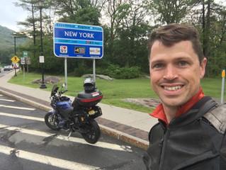 2017 ElMoto ME-FL Trip - New England
