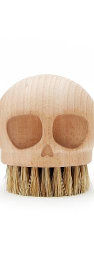 skull-brush