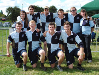 Hampshire YFC Tug of War
