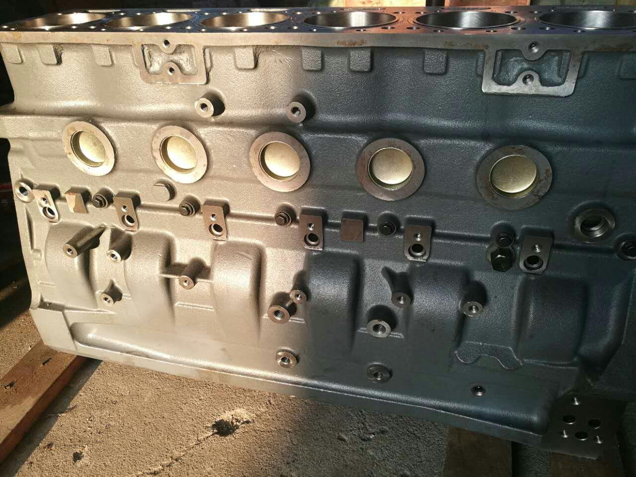 Блок двигателя WP6G125E22 для фронтального погрузчика SDLG LG936L
