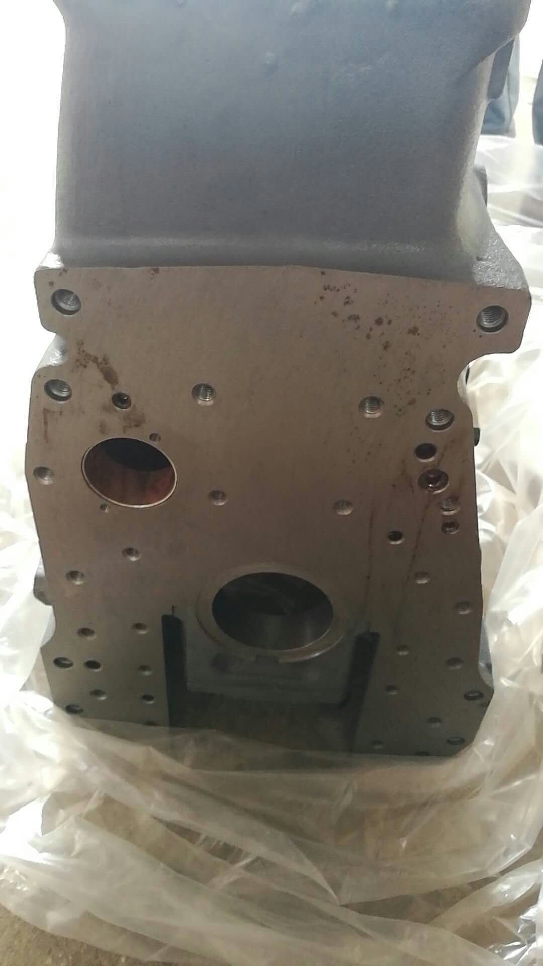 Блок двигателя WP6G125E22 для фронтального погрузчика SDLG LG936L (2)