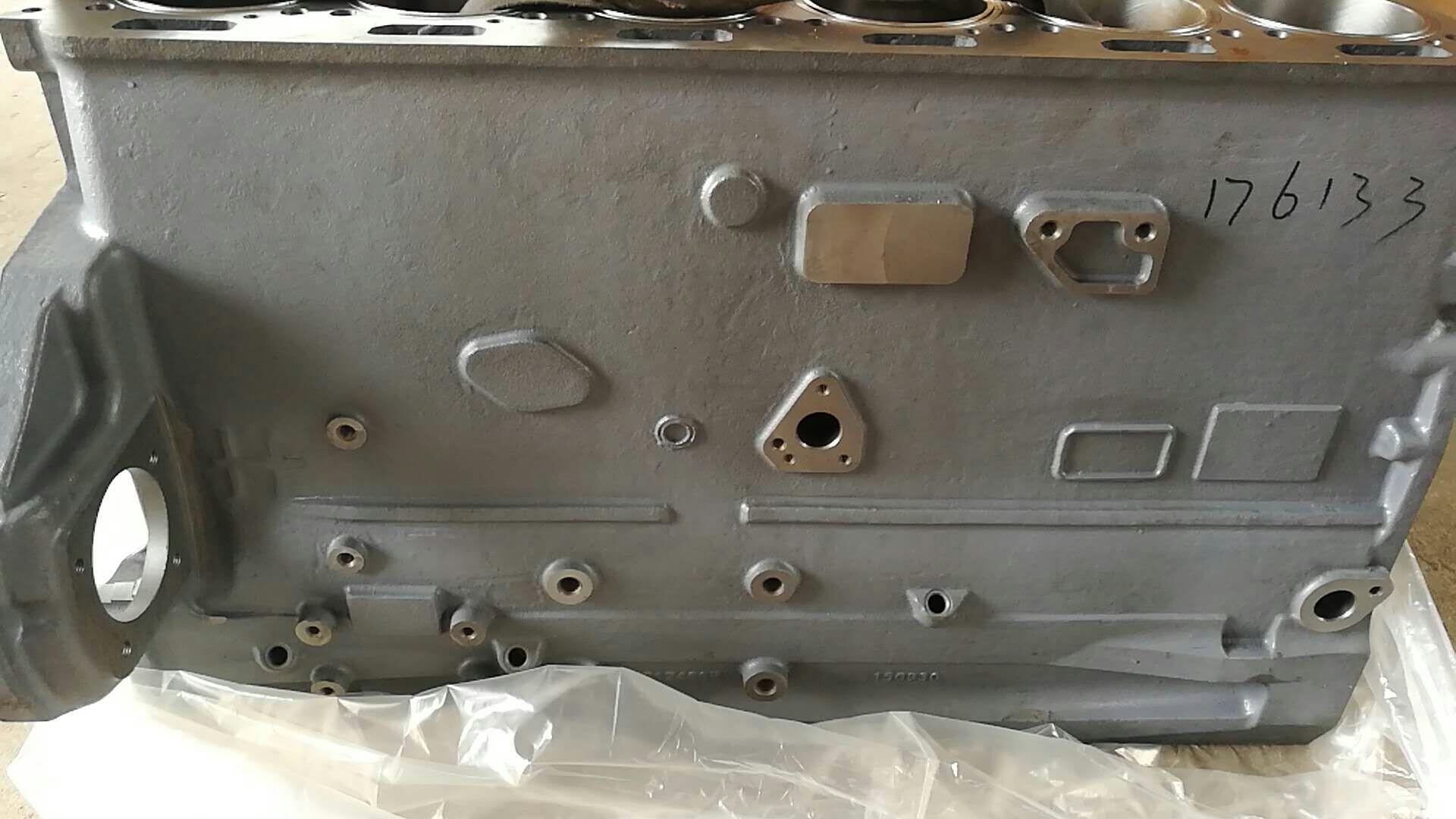 Блок двигателя WP6G125E22 для фронтального погрузчика SDLG LG936L (3)
