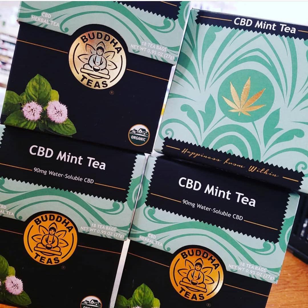 Buddha CBD Infused Tea 5mg