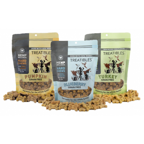 Treatibles Dog Treats (Small)
