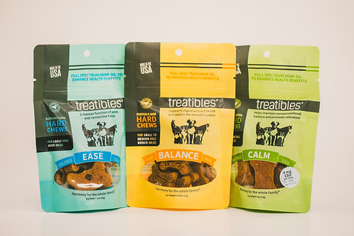 Treatibles Dog Treats (Large)