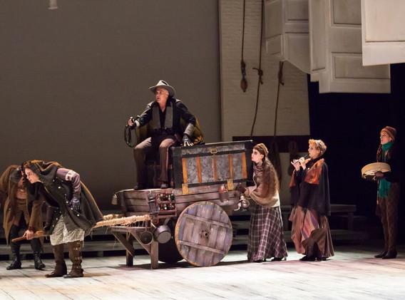 Rosencrantz and Guildenstern are Dead Photo by Jennifer M. Koskinen, courtesy of CSF