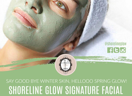 Change of Season Facials are Great to Keep your Skin Looking Radiant and Healthy!