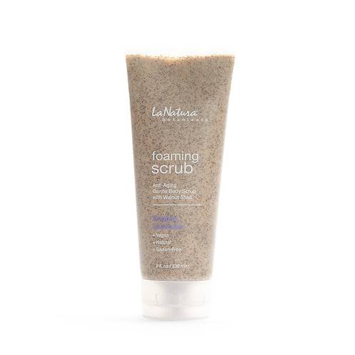 Foaming Scrub - English Lavender