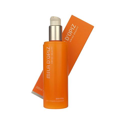 Skin Vital 2 in 1 Vitamin Cleanser