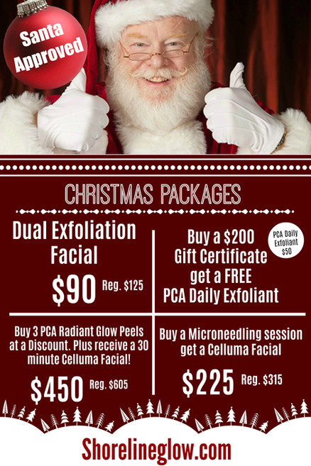 Christmas Spa Packages.2018 Holiday Spa Gift Certificates In Kitchener
