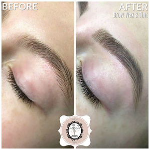 Eye Brow Wax & Tint in Kitchener