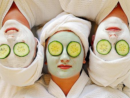 Earn Free Facials!
