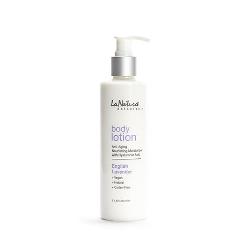 Body Lotion - English Lavender