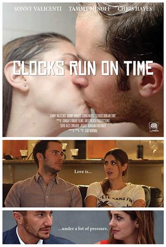 CLOCKS RUN ON TIME