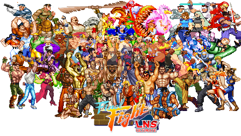 Final Fight LNS Ultimate