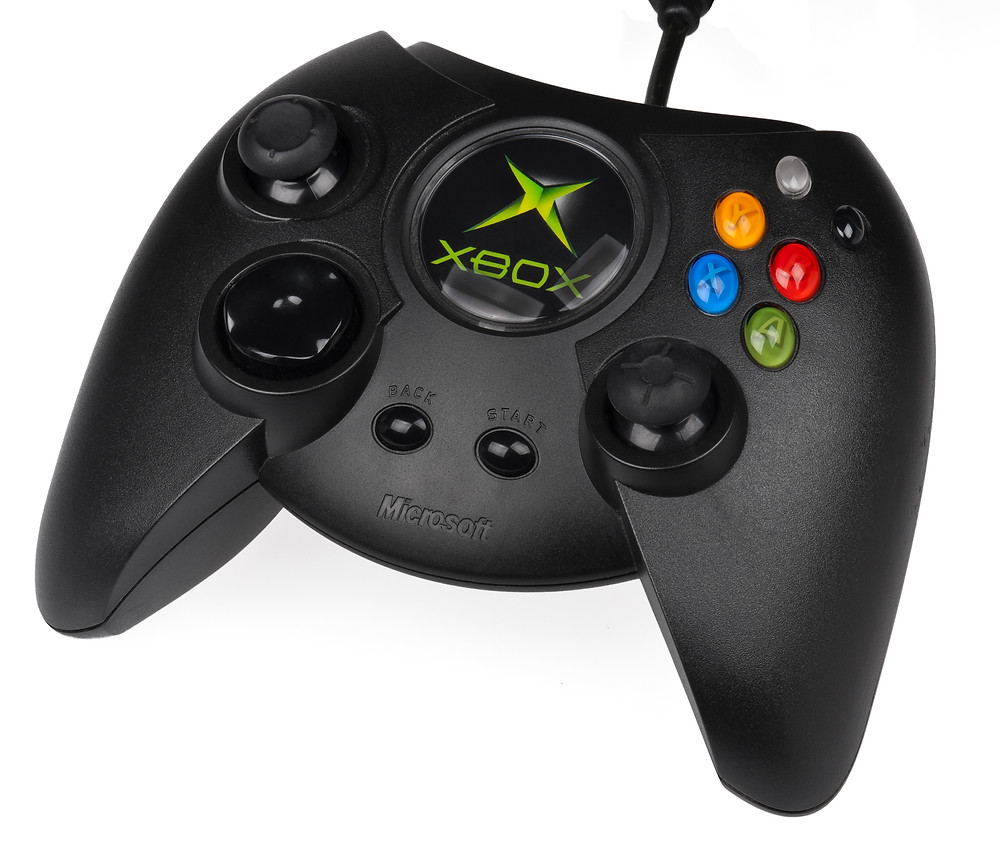 XBox Duke Controller