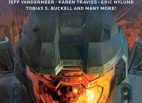 Top OFFICIAL Books Based on Games – Part One – The Books of Halo