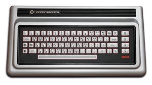 The largely unsuccessful Commodore MAX