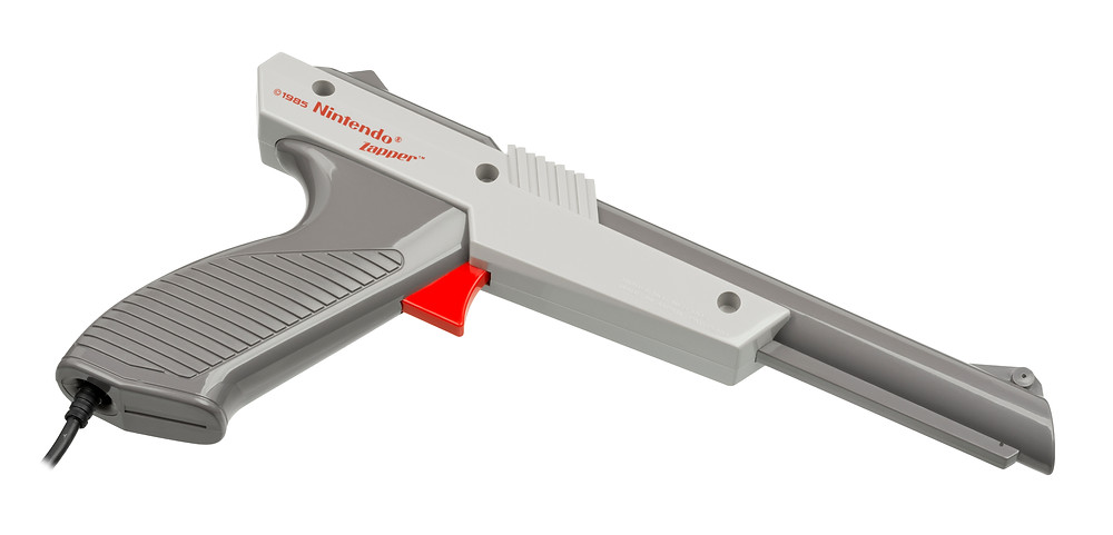 NES Zapper Light Gun