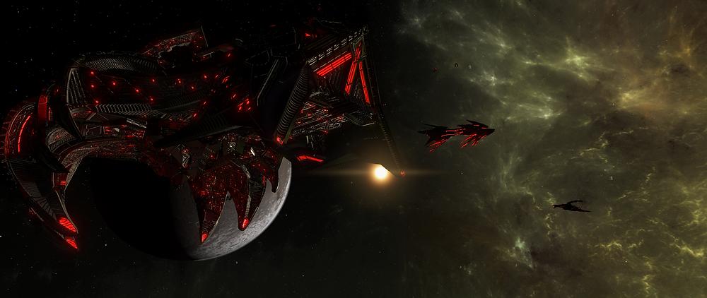 FreeSpace 2, Demon, Series Resurrecta