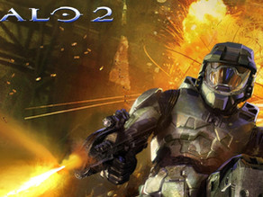 Influential FPS Games #16: Halo 2