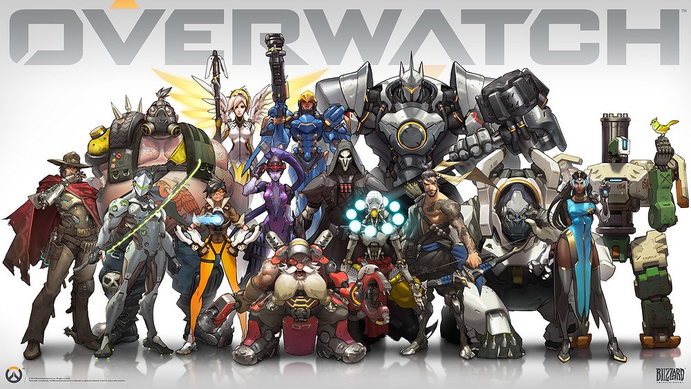 Overwatch Characters