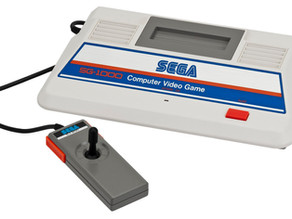 The History of Video Games #22: The Sega SG-1000 Family