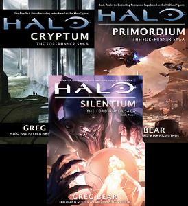 Greg Bear's Halo: Forerunner Trilogy