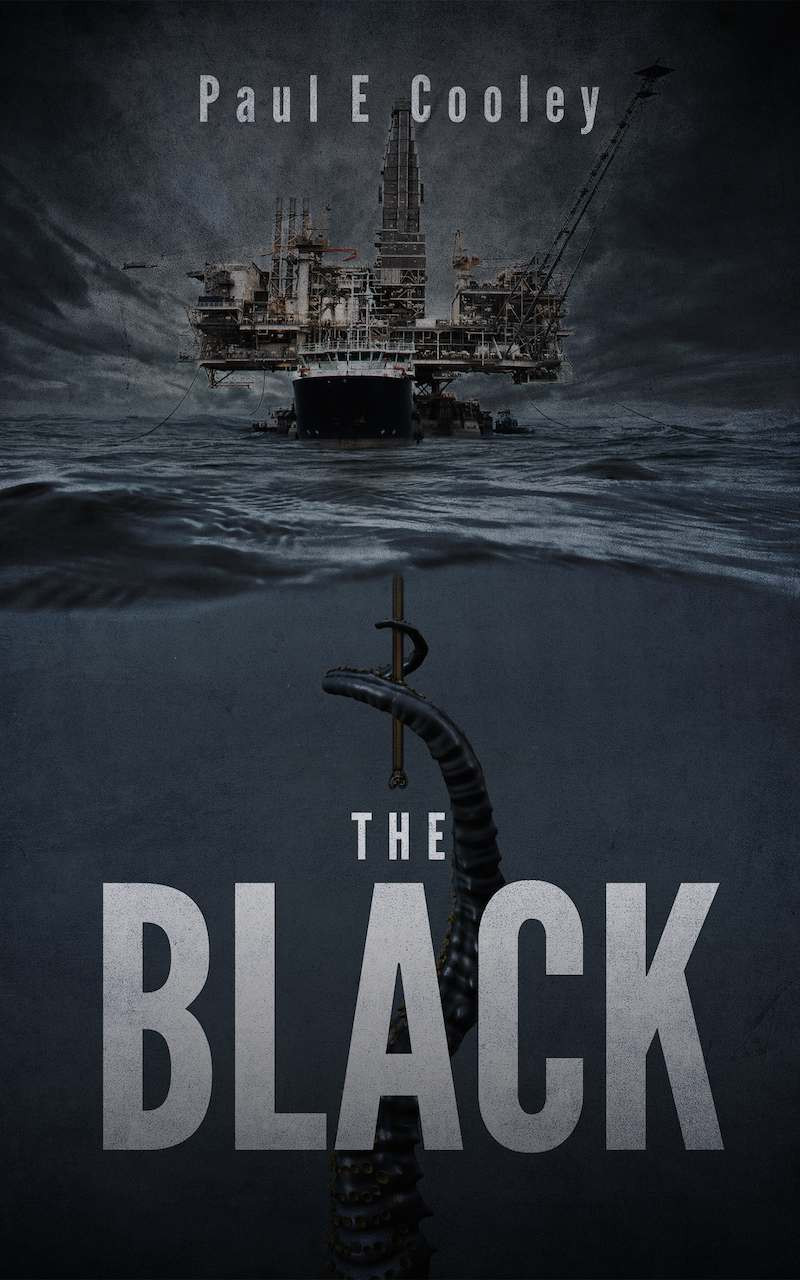 The Black, book, audiobook, podcast, paul e cooley
