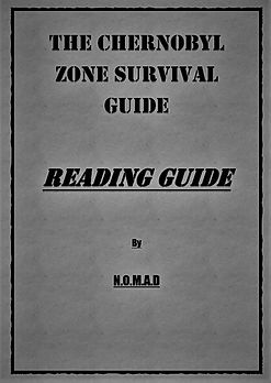 The Chernobyl Zone Survival Guide Reading Guide