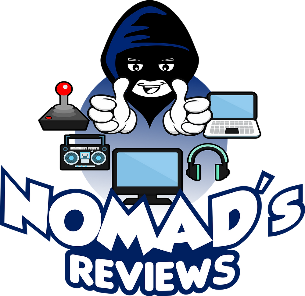Nomad's Reviews Logo